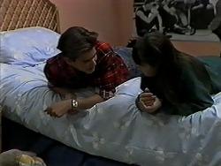 Todd Landers, Cody Willis in Neighbours Episode 1290