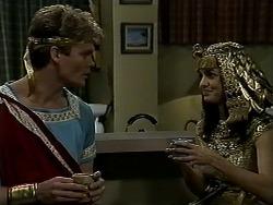 Adam Willis, Caroline Alessi in Neighbours Episode 1290
