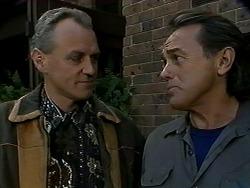 Jim Robinson, Doug Willis in Neighbours Episode 1290