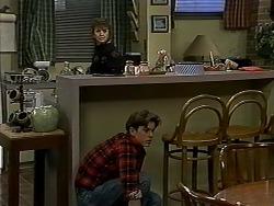 Pam Willis, Todd Landers in Neighbours Episode 1290