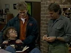 Pam Willis, Adam Willis, Doug Willis in Neighbours Episode 1290