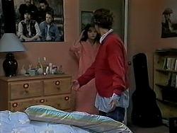 Cody Willis, Pam Willis in Neighbours Episode 1290