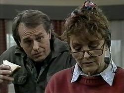 Doug Willis, Pam Willis in Neighbours Episode 1291