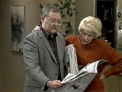 Harold Bishop, Madge Bishop in Neighbours Episode 1291