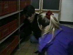 Josh Anderson, Melissa Jarrett in Neighbours Episode 1291