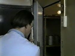 Kitchen Hand in Neighbours Episode 1291