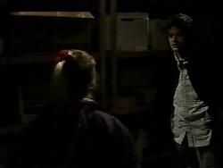 Melissa Jarrett, Josh Anderson in Neighbours Episode 1292
