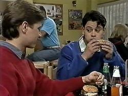 Ryan McLachlan, Josh Anderson in Neighbours Episode 1292