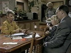 Helen Daniels, Madge Bishop, Sky Bishop, Harold Bishop in Neighbours Episode 1293