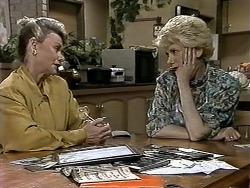 Helen Daniels, Madge Bishop in Neighbours Episode 1293