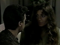 Paul Robinson, Isabella Lopez in Neighbours Episode 1293