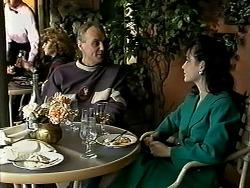 Jim Robinson, Caroline Alessi in Neighbours Episode 1294