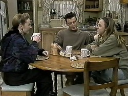 Melanie Pearson, Matt Robinson, Gemma Ramsay in Neighbours Episode 1294