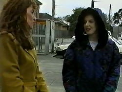 Isabella Lopez, Melanie Pearson in Neighbours Episode 1294