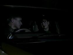 Jim Robinson, Caroline Alessi in Neighbours Episode 1295