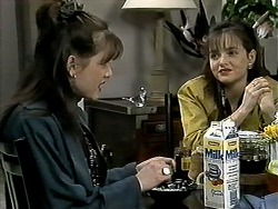 Christina Alessi, Caroline Alessi in Neighbours Episode 1295