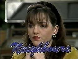 Caroline Alessi in Neighbours Episode 1295