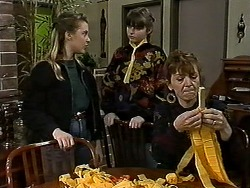 Melissa Jarrett, Cody Willis, Pam Willis in Neighbours Episode 1296