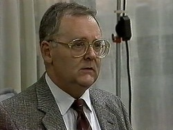 Harold Bishop in Neighbours Episode 1296