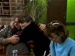 Doug Willis, Cody Willis, Pam Willis in Neighbours Episode 1296