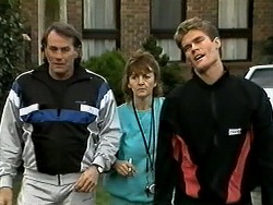 Doug Willis, Pam Willis, Adam Willis in Neighbours Episode 1296