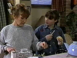 Pam Willis, Cody Willis in Neighbours Episode 1297