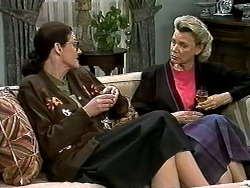 Dorothy Burke, Helen Daniels in Neighbours Episode 1297