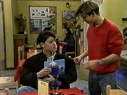 Josh Anderson, Todd Landers in Neighbours Episode 1297