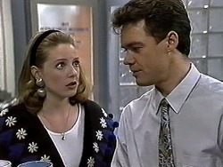Melanie Pearson, Paul Robinson in Neighbours Episode 1298