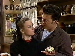 Gemma Ramsay, Matt Robinson in Neighbours Episode 1300