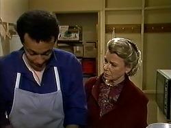 Eddie Buckingham, Helen Daniels in Neighbours Episode 1300