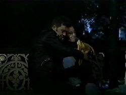Matt Robinson, Gemma Ramsay in Neighbours Episode 1300