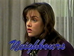 Christina Alessi in Neighbours Episode 1300