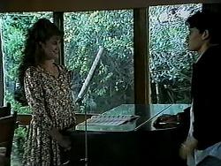 Katrina Riley, Josh Anderson in Neighbours Episode 1302