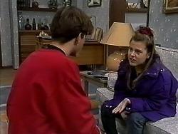 Todd Landers, Melissa Jarrett in Neighbours Episode 1302