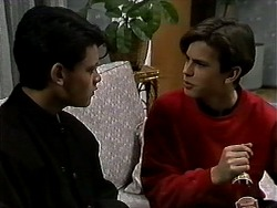 Josh Anderson, Todd Landers in Neighbours Episode 1302