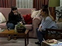 Cody Willis, Melissa Jarrett in Neighbours Episode 1302