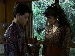 Josh Anderson, Katrina Riley in Neighbours Episode 1302