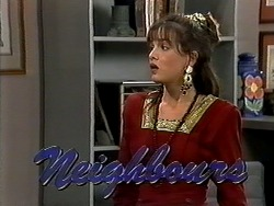 Christina Alessi in Neighbours Episode 1302