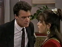 Paul Robinson, Christina Alessi in Neighbours Episode 1303