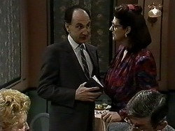 Maurice, Dorothy Burke in Neighbours Episode 1303