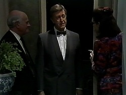 John A, John Brice, Dorothy Burke in Neighbours Episode 1303