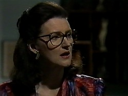 Dorothy Burke in Neighbours Episode 1303