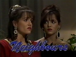 Christina Alessi, Caroline Alessi in Neighbours Episode 1303