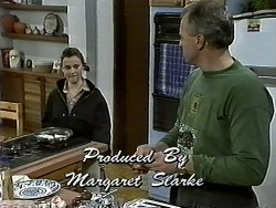 Gemma Ramsay, Jim Robinson in Neighbours Episode 1304