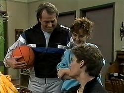 Doug Willis, Pam Willis, Adam Willis in Neighbours Episode 1304