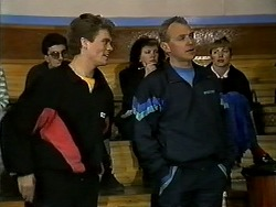 Adam Willis, Jim Robinson in Neighbours Episode 1304