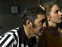 Referee, Melanie Pearson in Neighbours Episode 1304