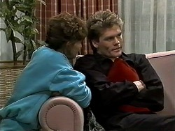 Pam Willis, Adam Willis in Neighbours Episode 1305