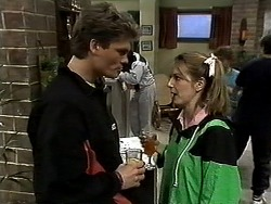 Adam Willis, Melanie Pearson in Neighbours Episode 1305